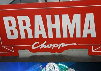PLACA BRAHMA